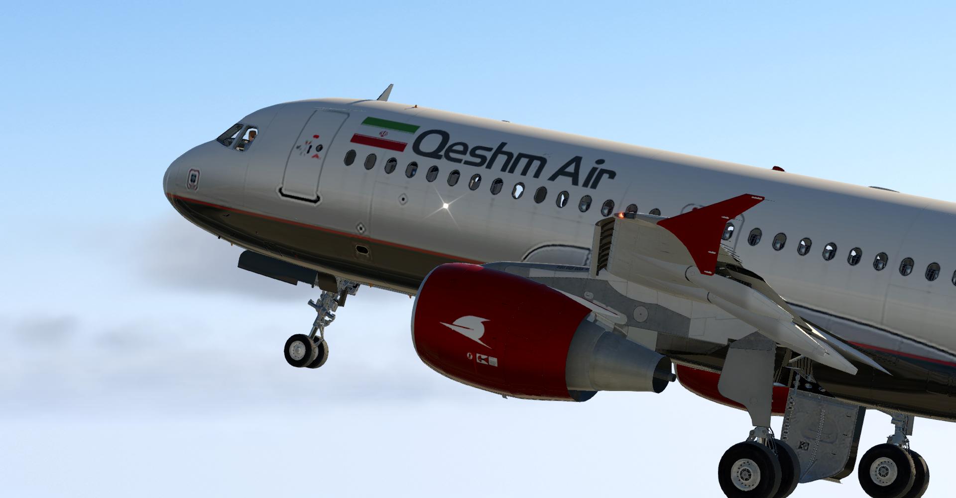 Airbus 320-300