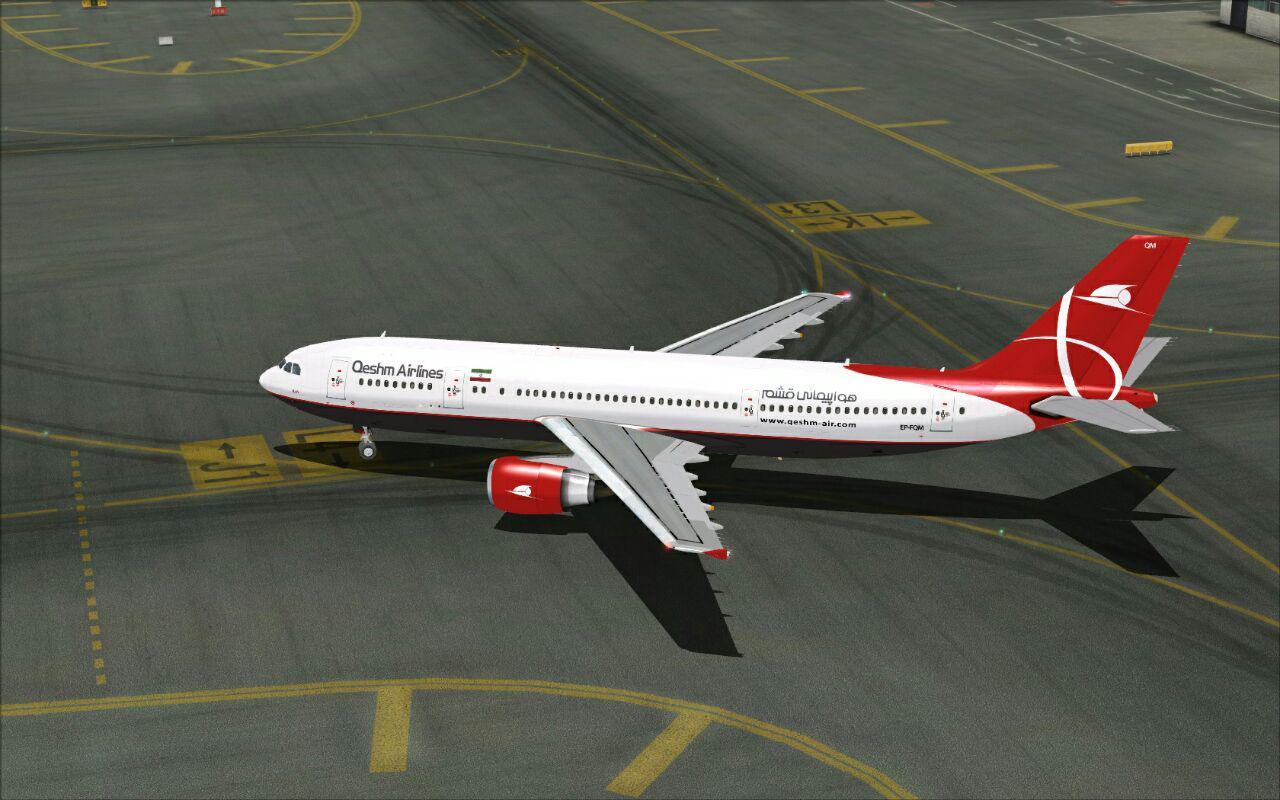 Airbus 300B4-600