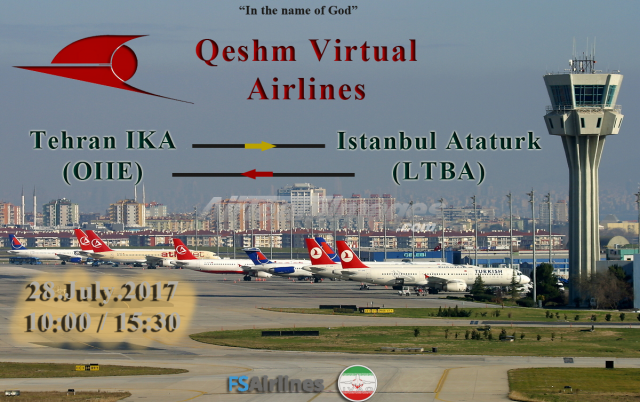 Tehran To Istanbul