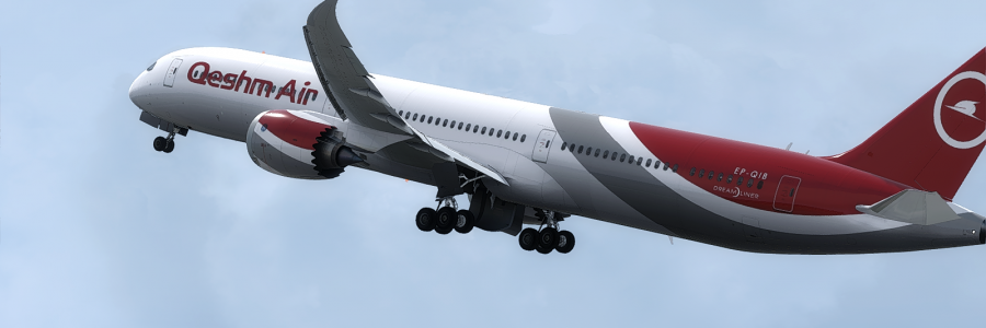 WELCOME TO QESHM AIR VIRTUAL AIRLINES